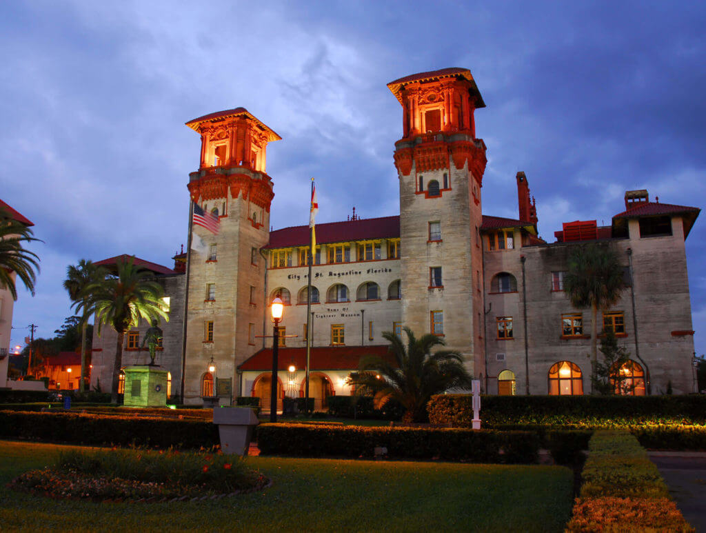 St. Augustine Events October