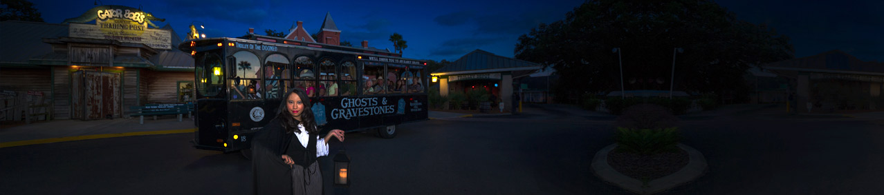 St. Augustine Night Ghost Tours