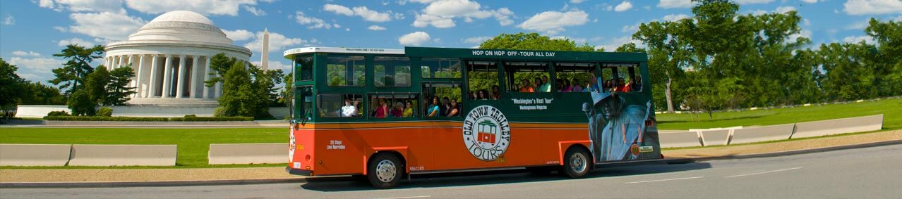 washington dc trolley tours