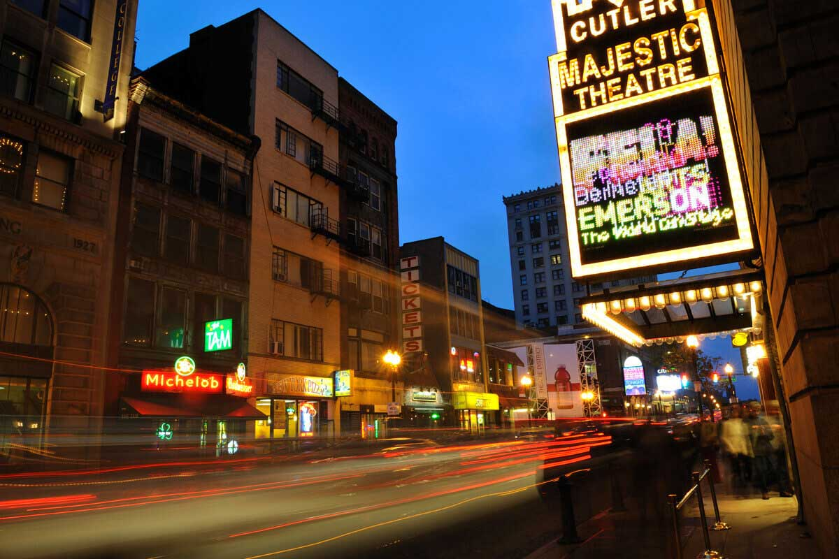 Boston Theater District Visitor Information Guide