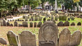 boston granary burying ground