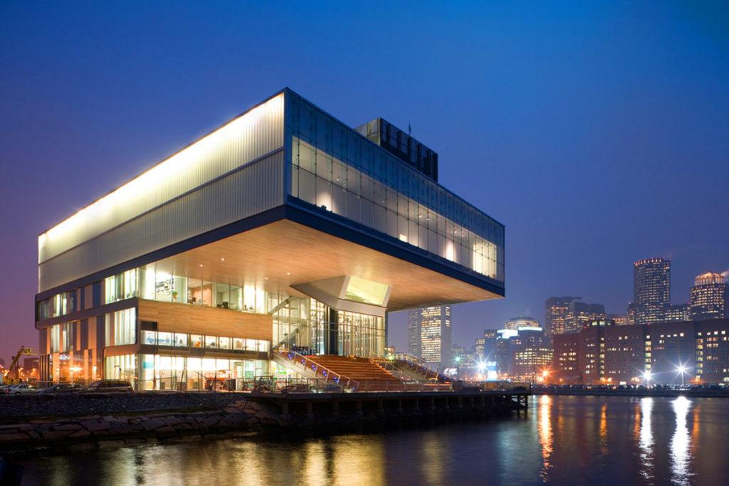 boston institute of contemporary art