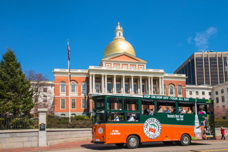 boston massachusetts state house