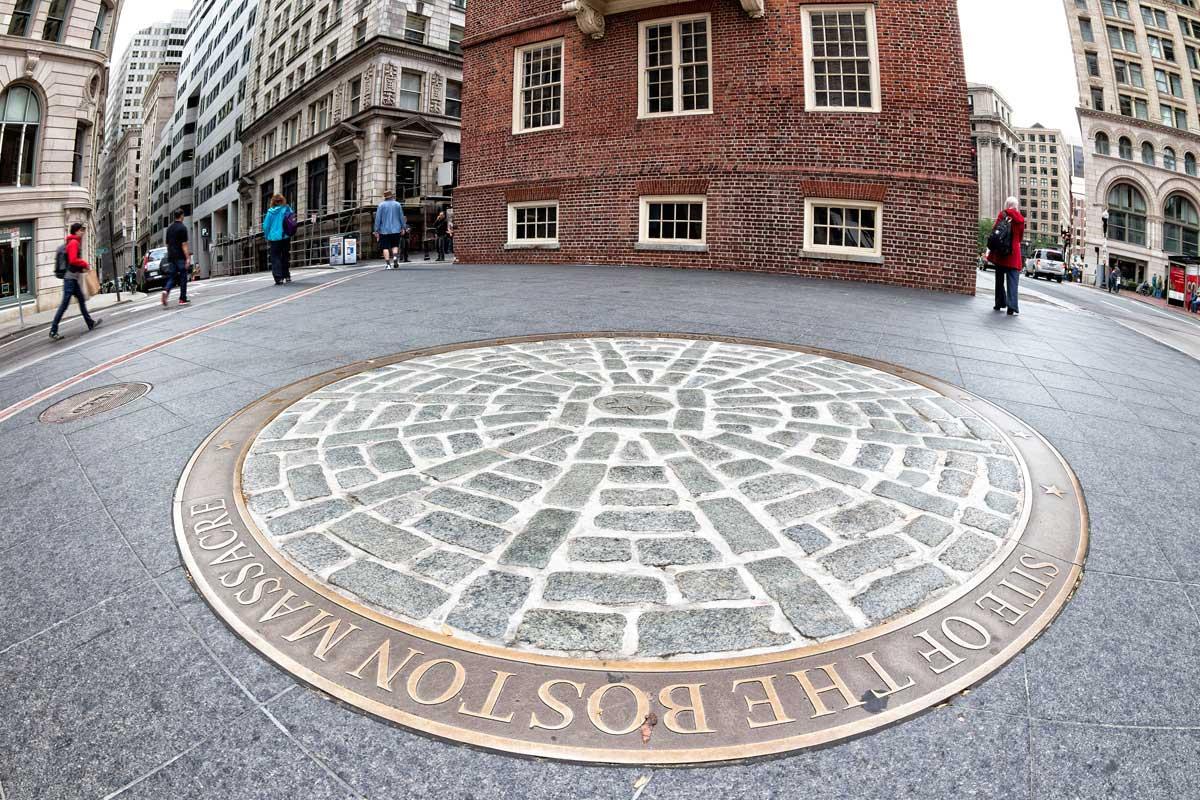 Boston Massacre Site Information Guide