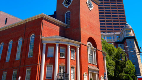 boston park street church