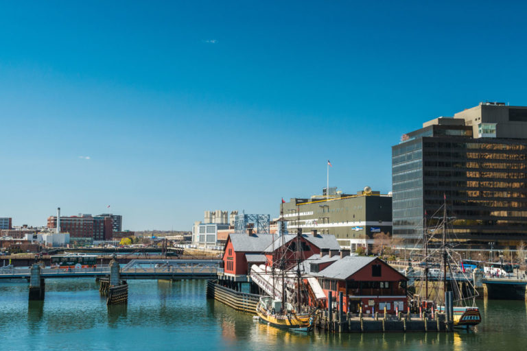 boston tea party ships museum