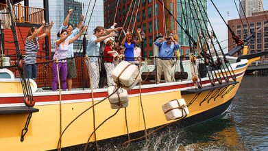 boston tea party ships ticket