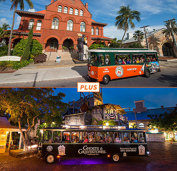Key West Day and Night Tour Package