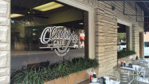 savannah clarys cafe