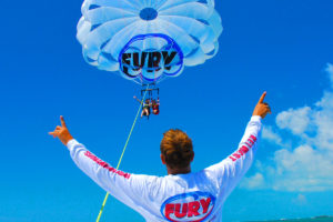 fury water adventures parasail