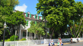 key west audubon house