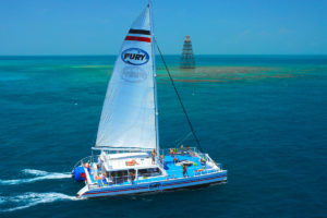key-west-fury-catamaran-on-water
