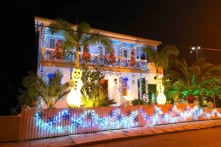 key west house lights
