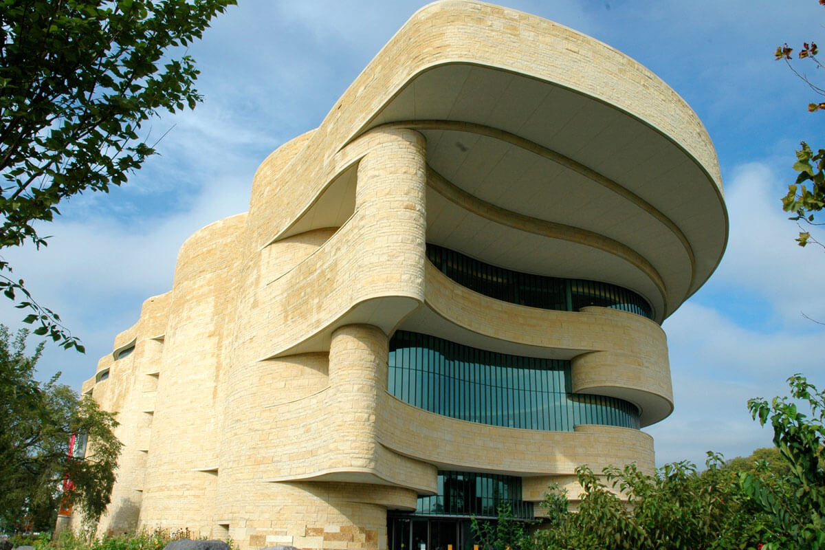 Museum American Indian in Washington DC