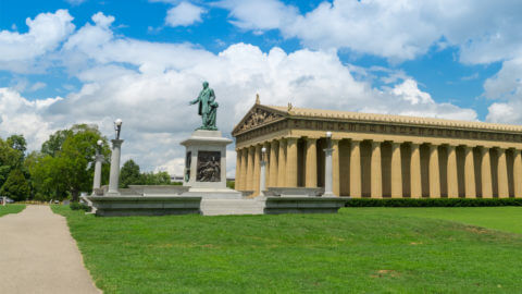Complete Guide To Centennial Park In Nashville on