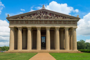 nashville the parthenon
