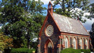 oak hill cemetery in Washington DC