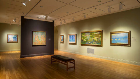 phillips collection in Washington DC