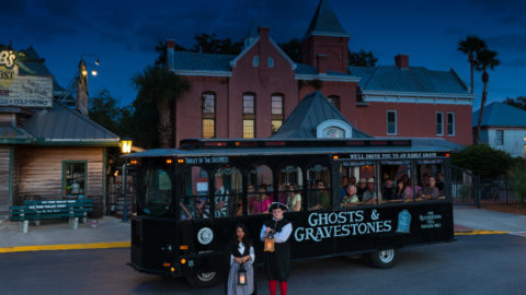 saint augustine ghost tours