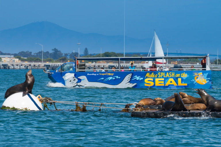SEAL Tour – Departing from Seaport Village