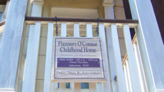 savannah flannery oconnor house