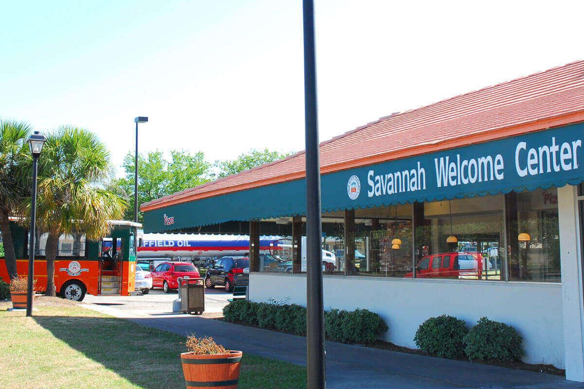 savannah welcome center