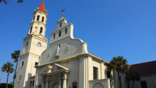 st augustine cathedral basillica