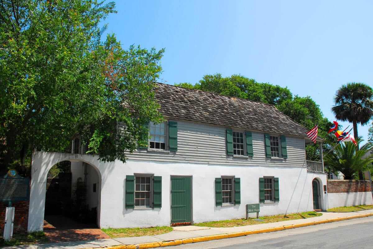 st augustine oldest house museum