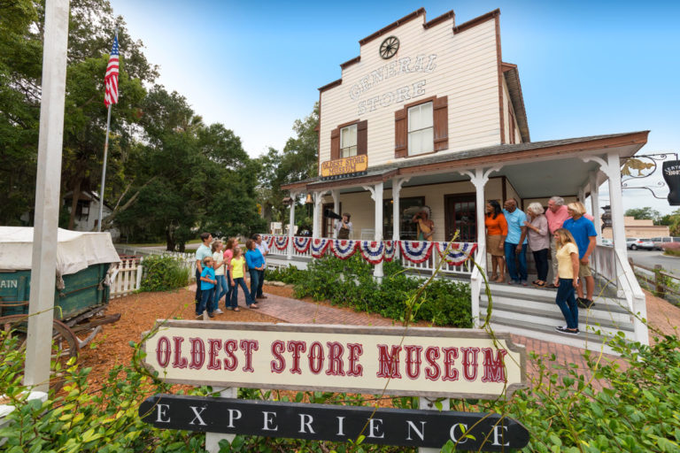 st augustine oldest store museum