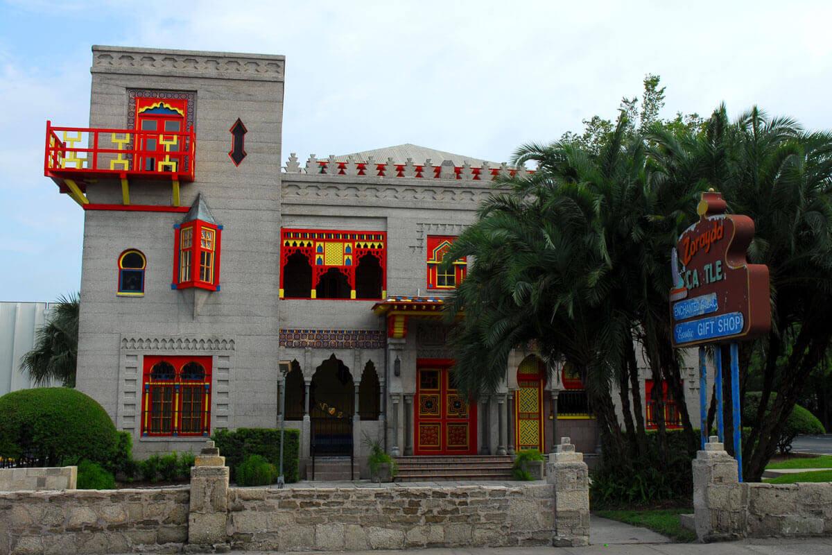 st augustine villa zorayda museum