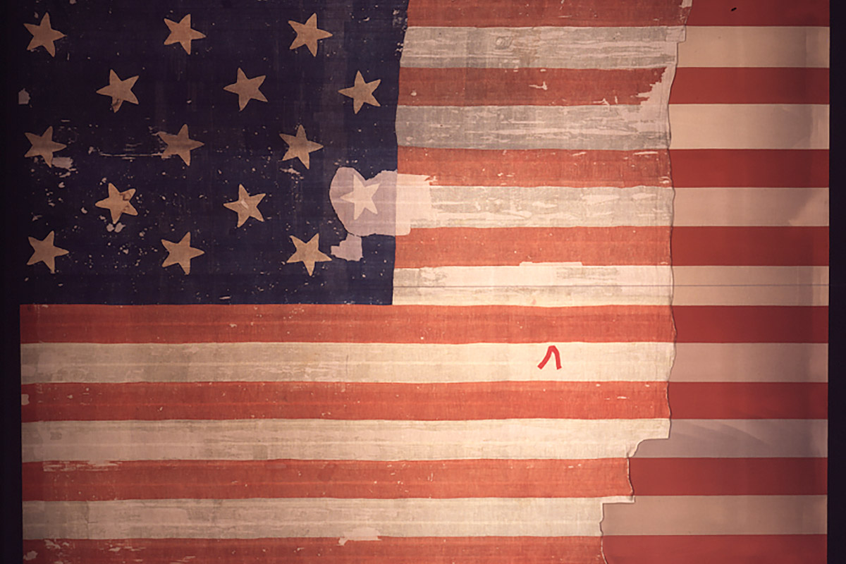 picture of star spangled banner