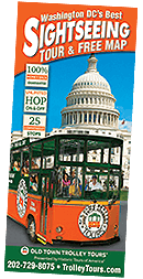 washington dc brochure