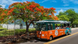 key west trolley houses