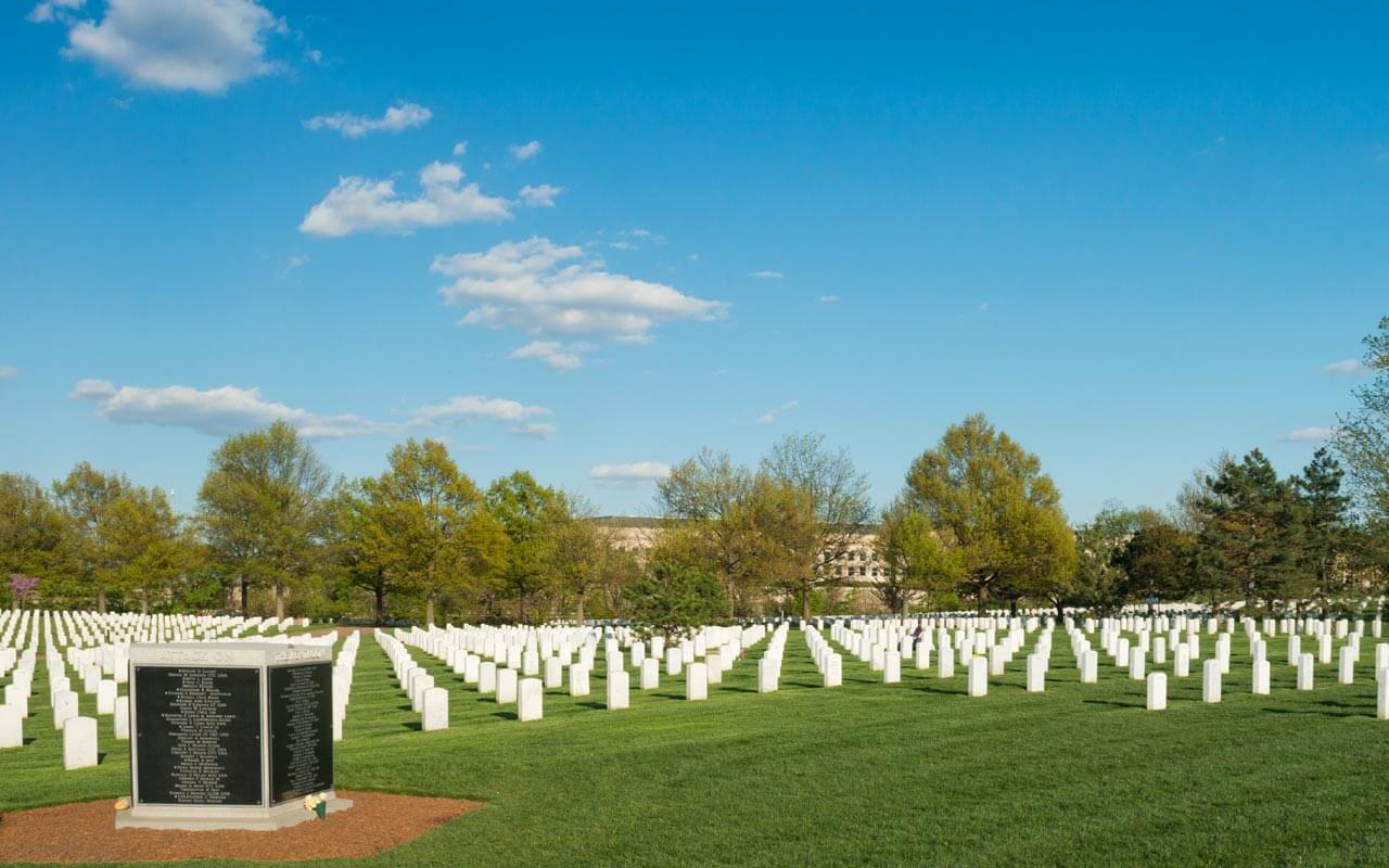 pentagon burial