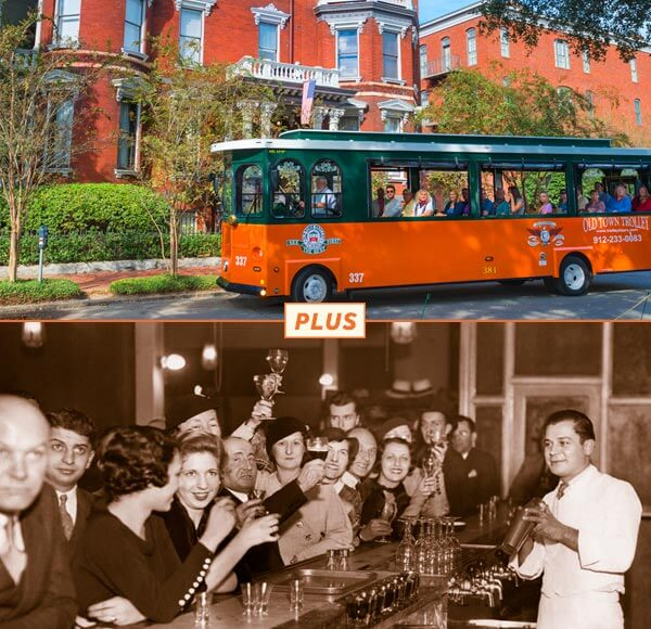 Old Town Trolley & The Prohibition Museum Package