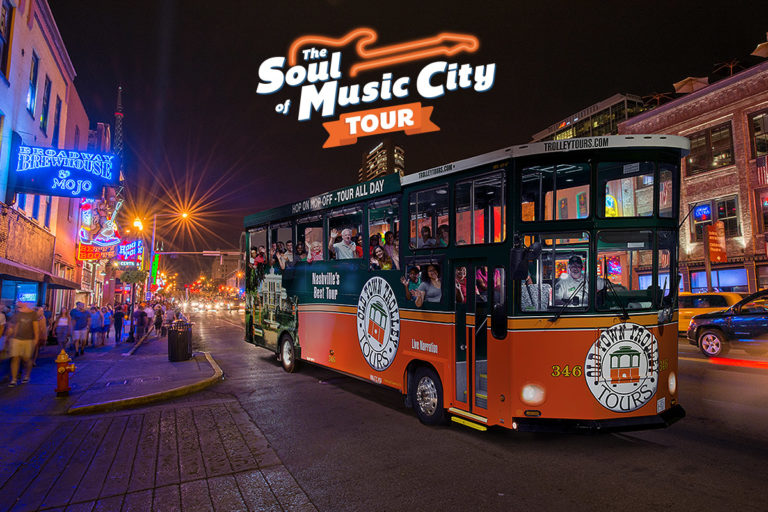 Soul of Music City Tour