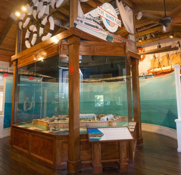 Dry Tortugas Diorama