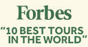 Forbes 10 best tours in the world