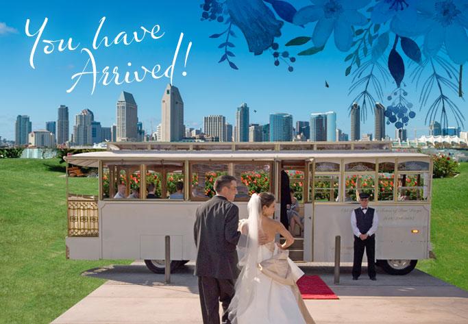 Felicity Wedding Charter