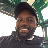 profile picture of washington dc trolley tour conductor Terrance S.